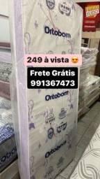 Título do anúncio: Colchão Solteiro Novo Zerado Promoção frete grátis