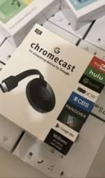 Chromecast Mirascreen NOVOS NA CAIXA