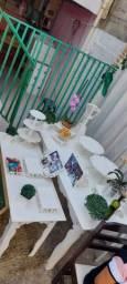 Vendo ou troco móveis de decoração festa