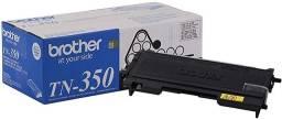 Toner Tn-350 Preto - Brother original