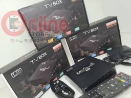 TV BOX MXQ PRO 4K 5G ATUALIZADO
