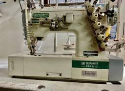 Máquina de costura parasuor