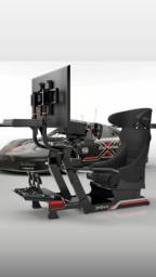 Cockpit simulador de corrida Logitech G29 ps4