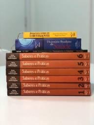 Título do anúncio: Combo de livros de enfermagem indicados para concurso