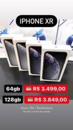IPhone XR 64gb / Lacrado / Pegamos iPhone na troca