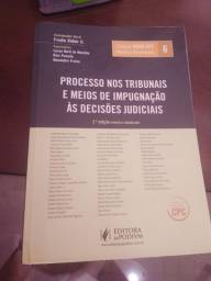 Processo nos Tribunais e meios de Impugnação às decisões judiciais em bom estado