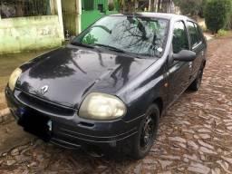 Clio 1.0 16V sedan