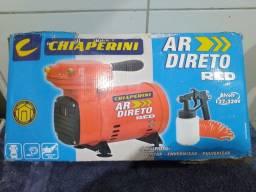 Compressor De Ar Direto 2/3hp Chiaperini Red Bivolt<br><br><br>