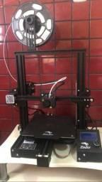 Impressora Ender 3D PRO