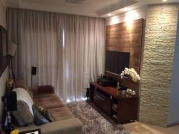 Apartamento em Condomínio Residencial Valinhos, Valinhos/SP de 72m² 3 quartos à venda por