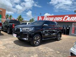 HILUX 2019/2019 2.8 SRX 4X4 CD 16V DIESEL 4P AUTOMÁTICO