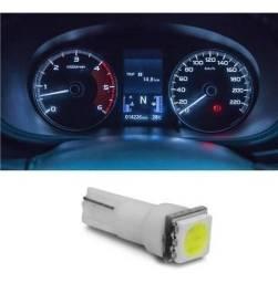 Título do anúncio: Lâmpada Painel Automotivo Branco T5 Unidade
