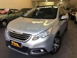 Título do anúncio: Peugeot 2008 2016 1.6 16v flex griffe 4p automÁtico