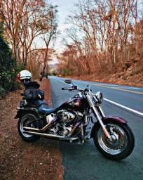 Título do anúncio: Harley Davidson Softail Fat Boy 2015