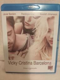 Blu-ray Vick Cristina Barcelona