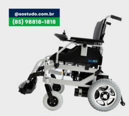 Título do anúncio: Cadeira de Rodas Motorizada D1000 dellamed leve e resistente (85)9. *