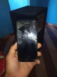 Samsung j5 pro tela quebrada