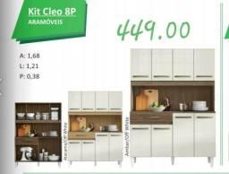 Kit Cléo 8P