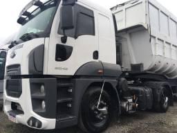 Título do anúncio: Ford Cargo 2042/2015 4x2 AUTOMÁTICO COMPLETO ÓTIMO ESTADO !!!