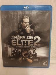 Blu-ray Tropa de Elite 2