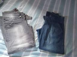 Calças Jeans Novas Femininas