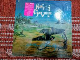 Nasty Savage - Abstract Reality - LP - Importado - Impecável
