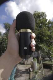 Título do anúncio: Microfone BM800 + Suporte + 8 Placas Acusticas