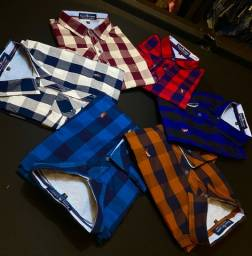 Camisa Xadrez Manga Longa - Loft For Men