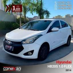 Título do anúncio: Hyundai HB20S Sedan 1.0 Edição copa do mundo 2014