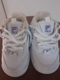 Sapato Fila N* 20