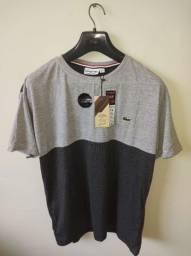 Título do anúncio: Camiseta importada fio 30.1 peruana legítima