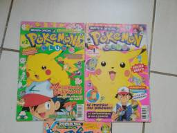 Revistas Pokémon Club 1, 2 E 16