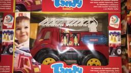 Título do anúncio: Bombeiro caminhão