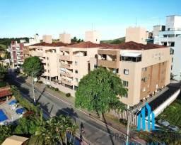 Cobertura duplex 3 quartos de frente com 2 vagas da Praia do Morro.
