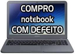 Notebook Samsung, Positivo, Dell, Acer,, Sony Vaio, Computador de mesa