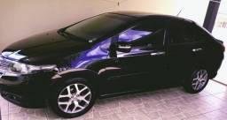 Honda City EX flex 2011 Completo. Abaixo da Fipe