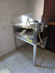 forno industrial com infra