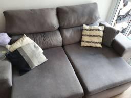 Sofa 2 lugares reclinável