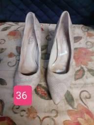 Sapatos Bottero usados