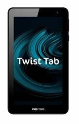 "Tablet Positivo Twist Tab T770C 32GB Wi-Fi Tela 7"" Android  Cinza Escuro"