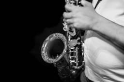 Saxofonista para recepção