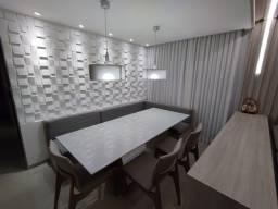 Apartamento á venda 03 quartos com suíte, Barreiro/MG