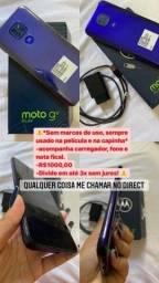 Título do anúncio: Moto g 9