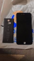 Pra hj bateria e tela do iPhone 6 Plus