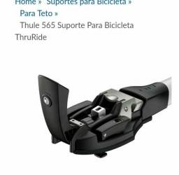 Suporte de bicicleta para teto ThruRide 565
