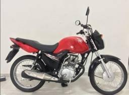 Honda CG 125i FAN 2017/2018 - 2017