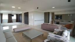 Apartamento com 4 suítes, frente mar na Ponta do Farol _com móveis planejados