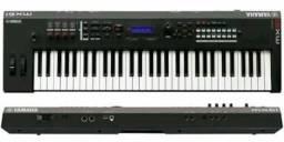 Teclado sintetizador MX61
