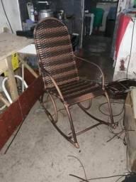 PROMOÇÃO cadeira de fibra nova