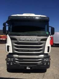 Scania R 440 6x4 Optcruise - 2013